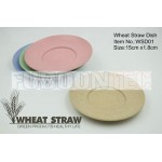 Wheat straw dish WSD01