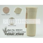 Wheat straw cup WSC03